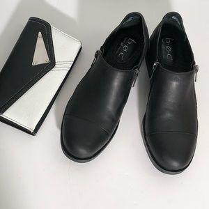 NIB B.O.C. D'Orleans 8.5M  Black Leather  Shoe